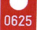 Garderobennummern und Parkscheine