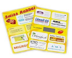 Rubbellose & Rubbelkarten